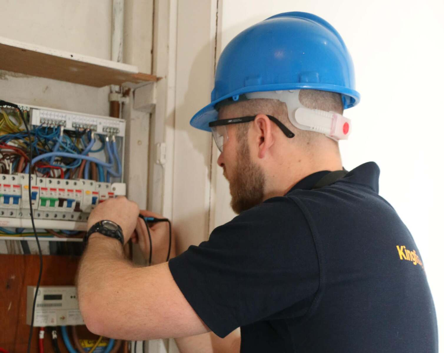 Electrician in Brighton